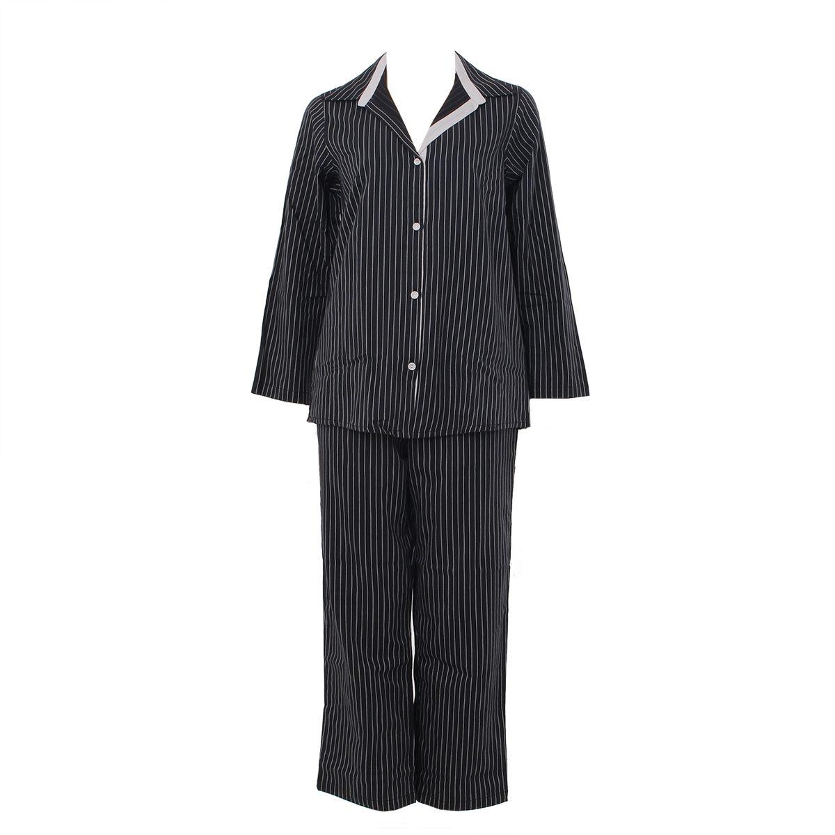 셔츠 기모 여성 파자마(VPA3865W)